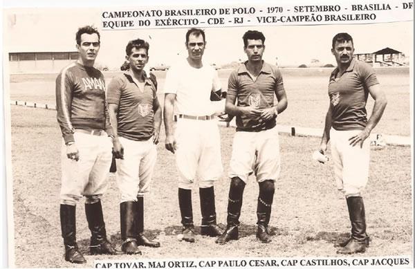 Foto do Campeonato Brasileiro de 1970. Enviada por José Klabin