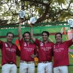 Cana Verde com o título da Copa Cidade de Indaiatuba 6 gols de handicap (crédito/30jardas.com.br).