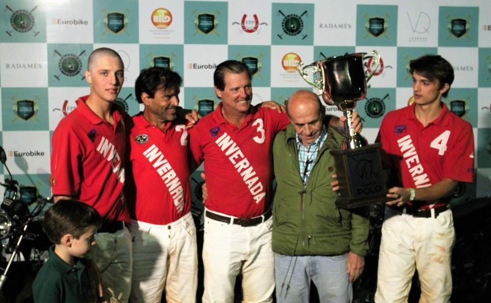 Equipe Orlândia, campeã do Torneio de Inverno de Franca (crédito – Duzzek Alves)