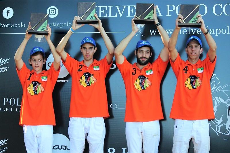 Equipe Potiguar, campeã do Torneio de Férias de Indaiatuba (crédito – 30jardas)