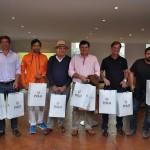 Apresentação das equipes e tabela de jogos da Copa Oro, realizada nesta segunda-feira na sede da AAP (crédito-aapolo.com)